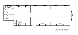 PH Studio floor plan